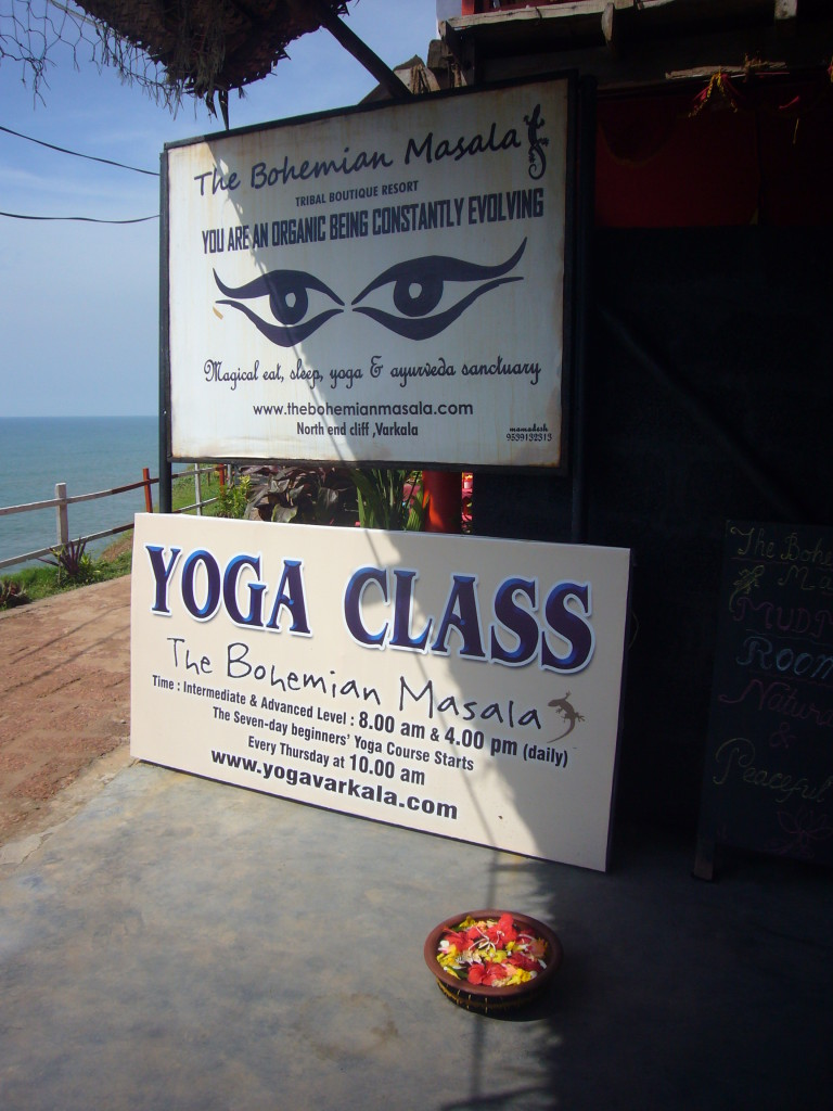 yoga bohemian masala