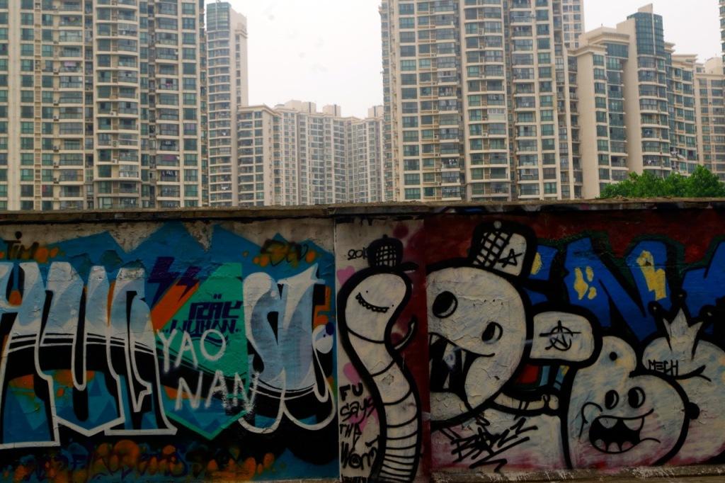 graffiti-häuser