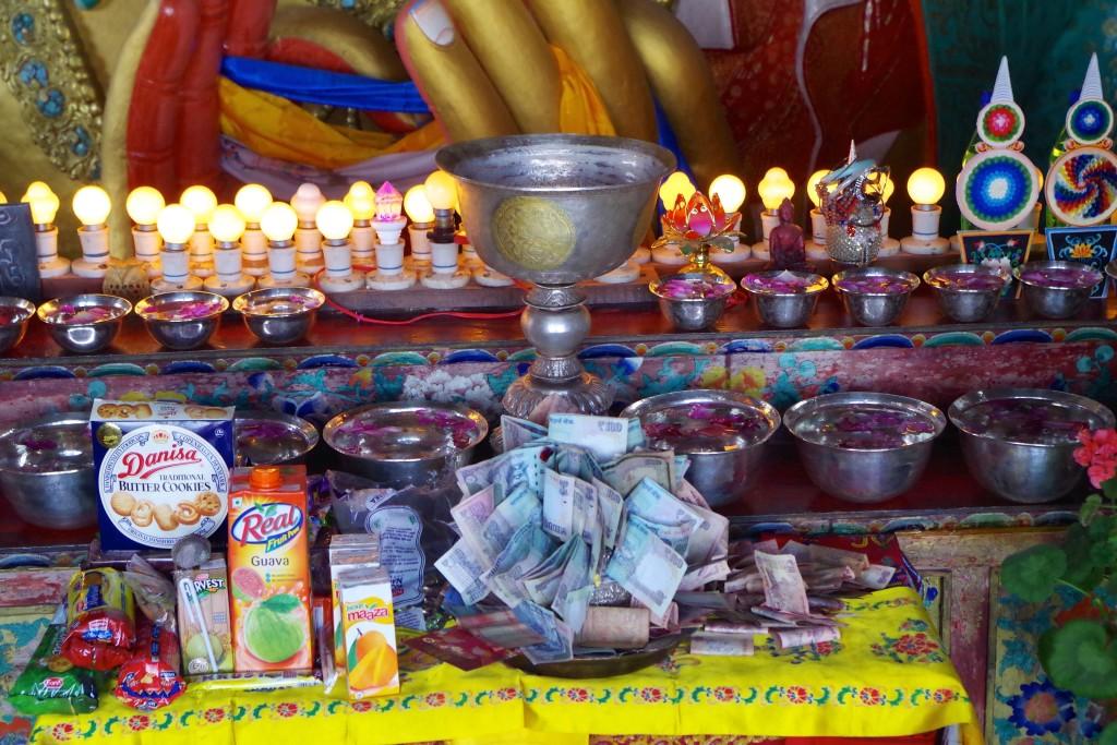 thikse-altar
