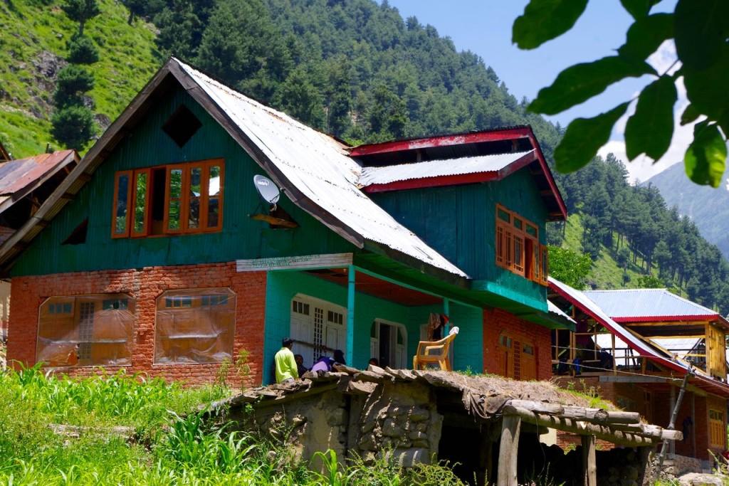 kaschmir-trekking-naranagh-unterkunft