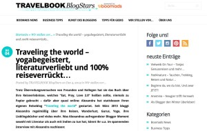 Interview-Travelbook
