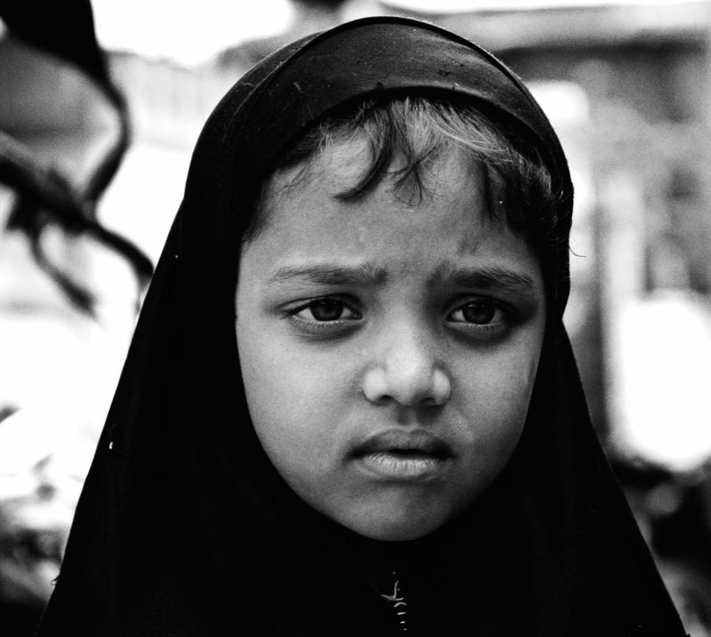 Aurangabad-Mädchen
