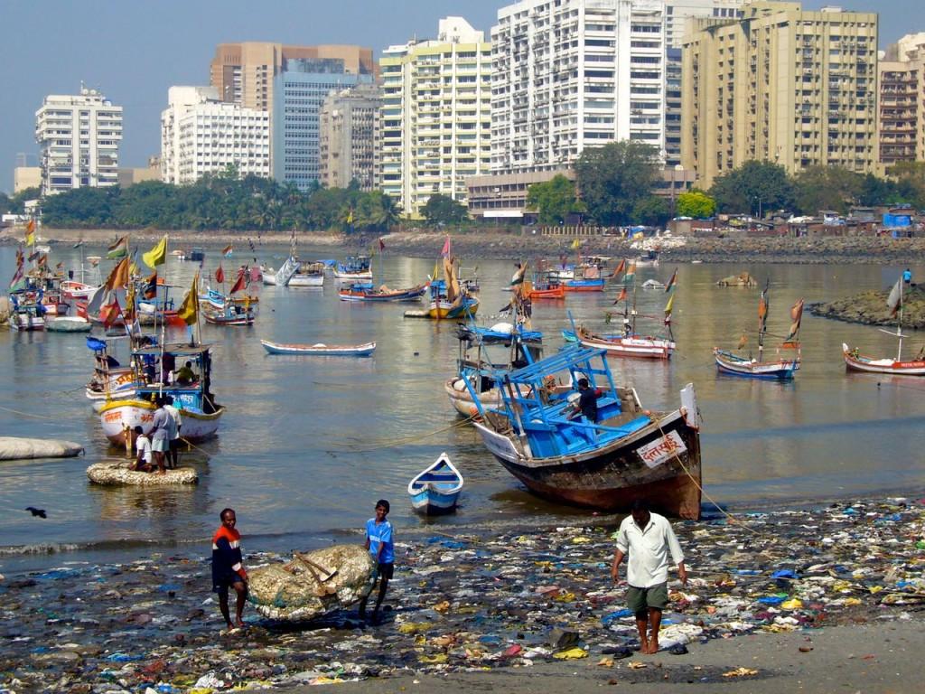 Bombay-ChowpattyBeach