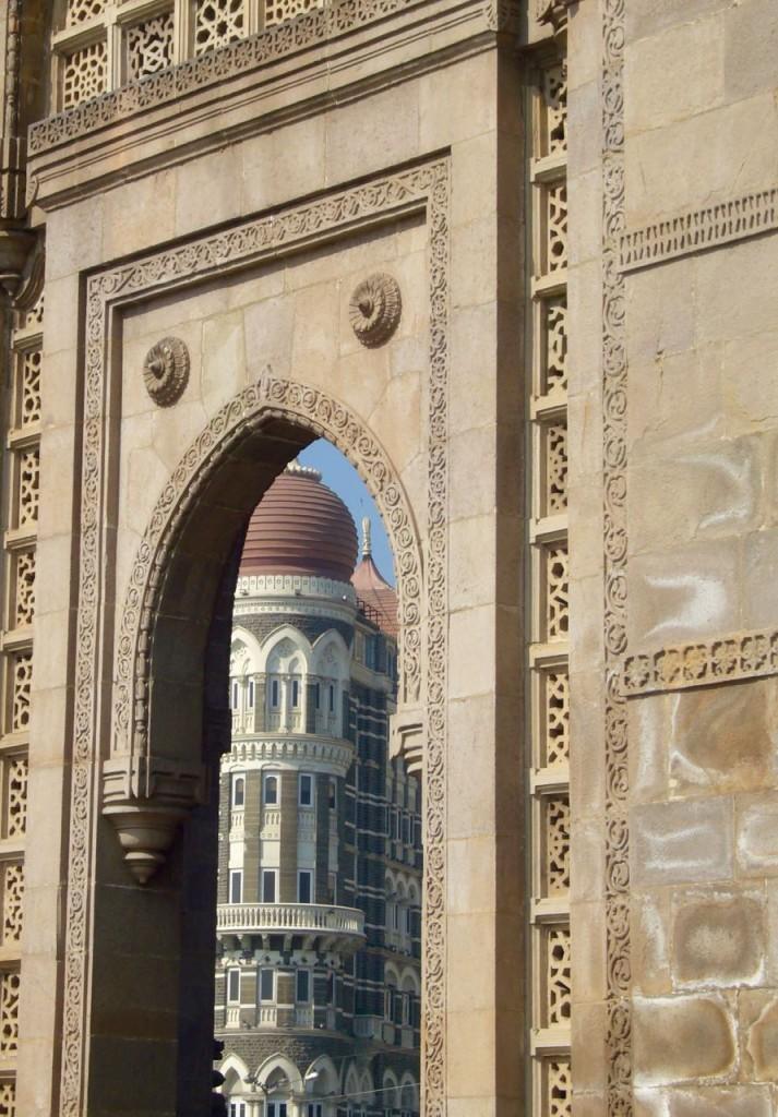 Bombay-GatewayofIndia-TajMahal