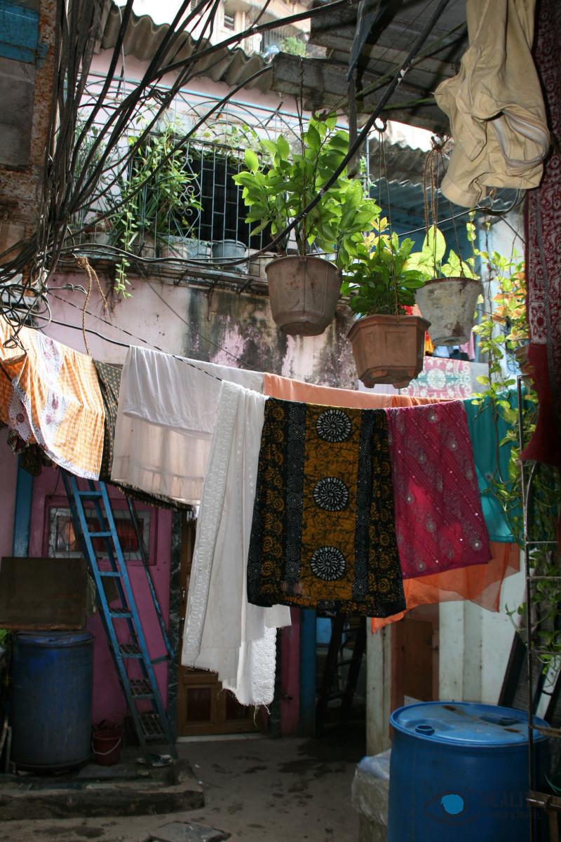 Dharavi, Mumbai. © Reality Tours and Travels