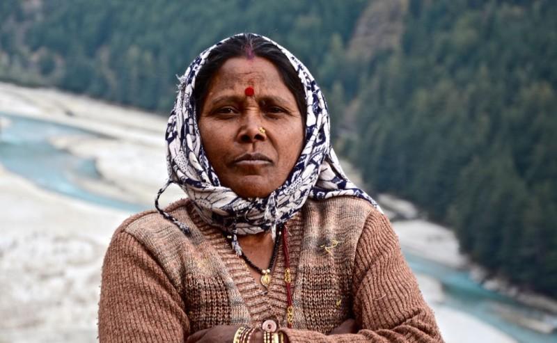 Mukhba-River-Woman