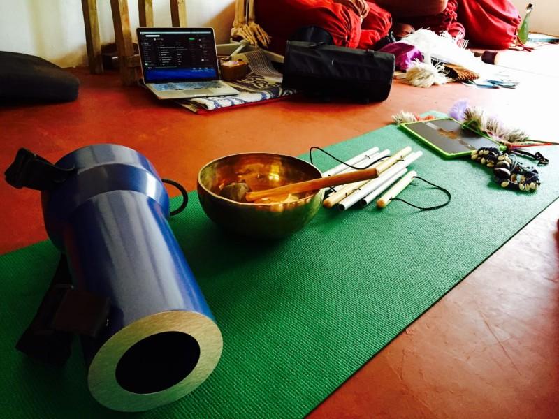 YogalehrerausbildungTrimurti Yoga Goa