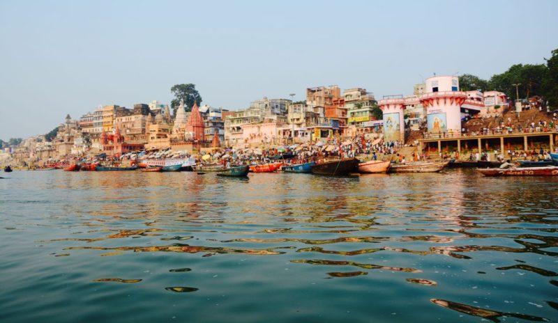 Ganga Varanasi Ghats