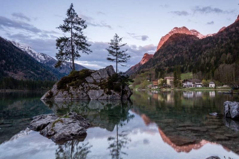 Landschaftsfotografie Hintersee