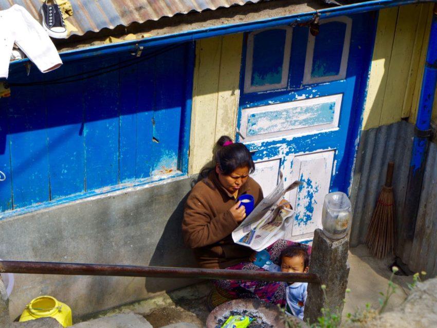 Darjeeling-Indien-Ghoom