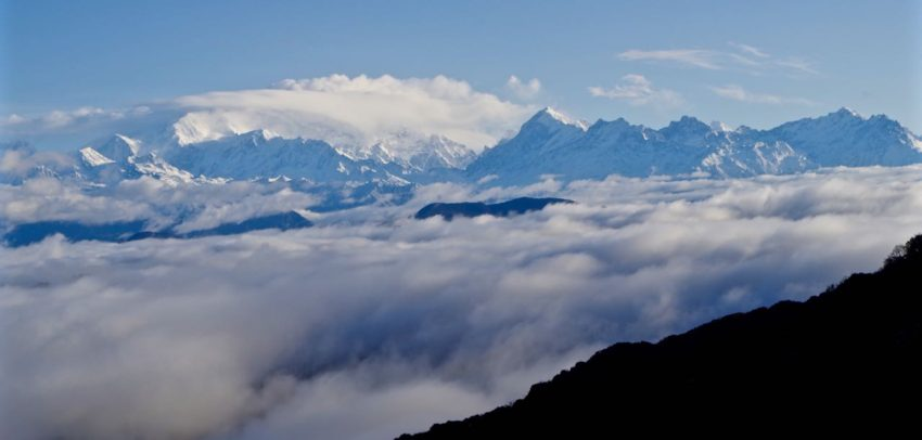 Darjeeling-Singalila-Kanchenjunga