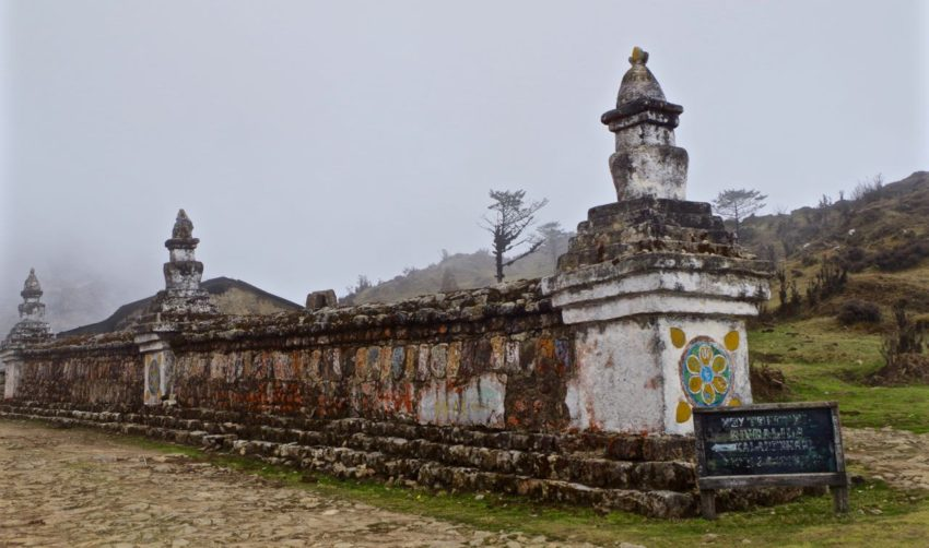 Darjeeling-Singalila-Gompa