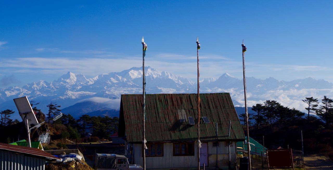 Darjeeling-Sandakphu