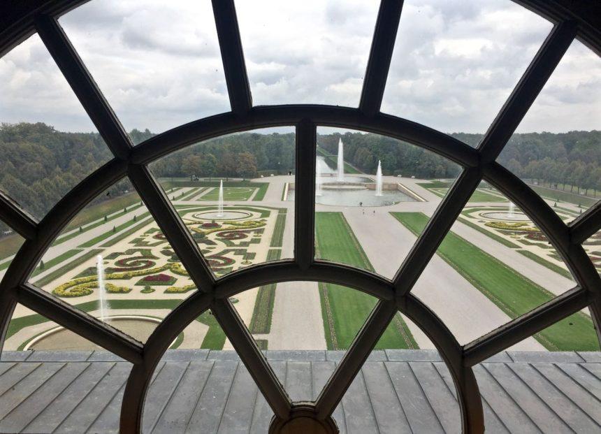 Lustwandeln Schloss Schleißheim