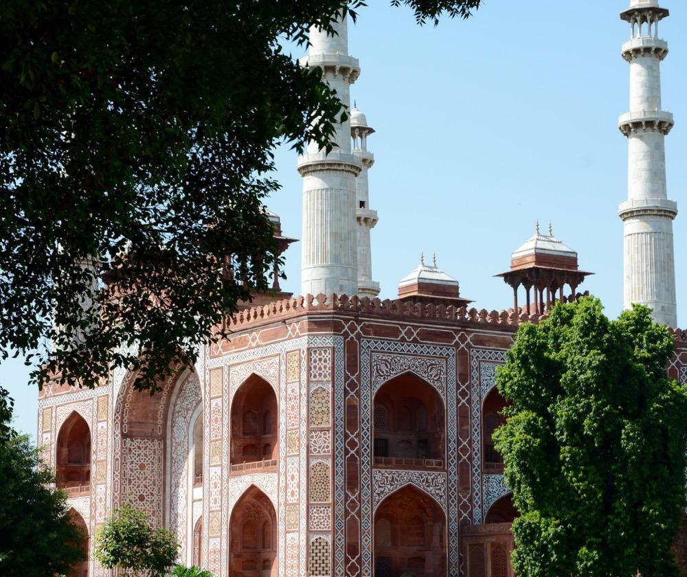 Agra Akbars Tomb