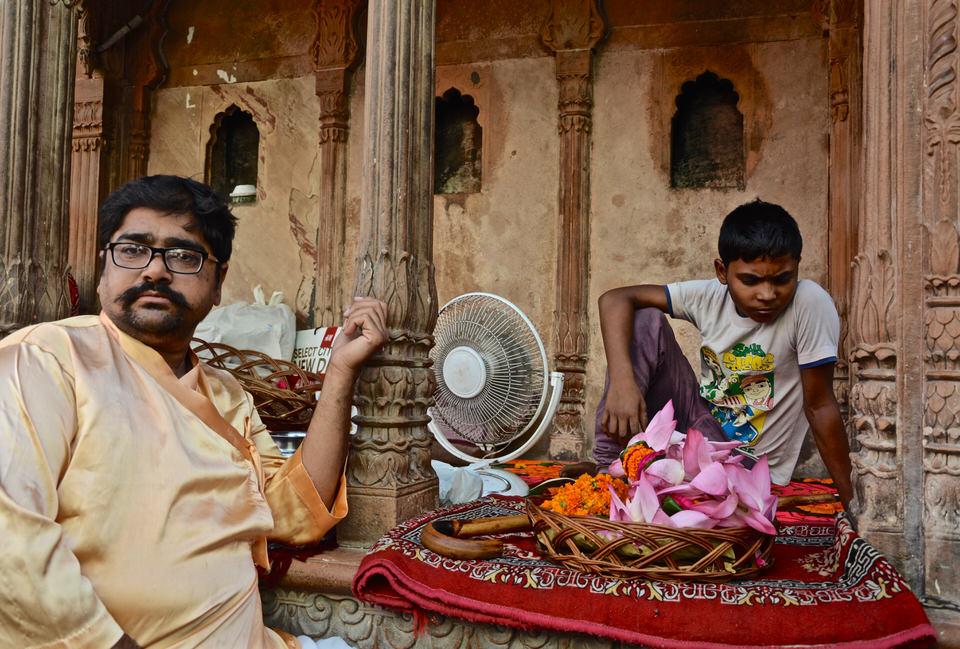 Vrindavan Banke Bihari Temple