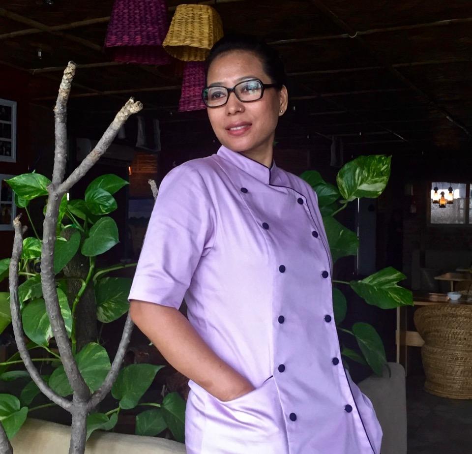Dzükou Tribal Kitchen