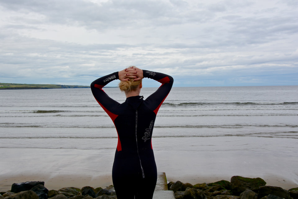 Outdoor Irland Surfen Lahinch