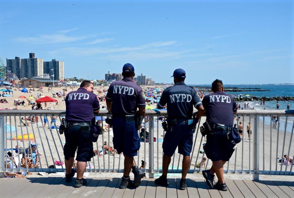Reisen 2016 New York Coney Island