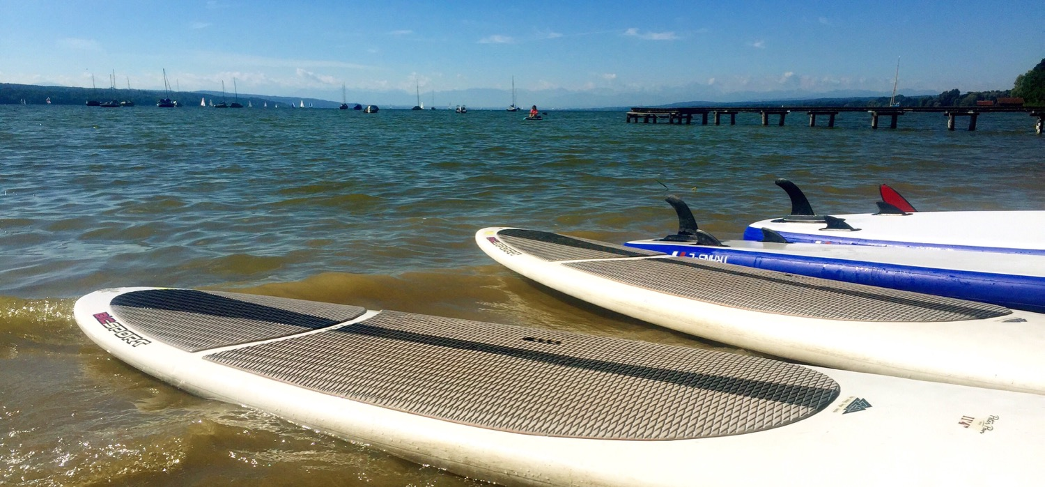 Outdoor SUP Ammersee