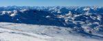 Skifahren Bayerische Alpen Steinplatte