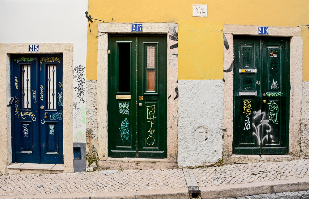 Portugal Lissabon Städtetrip Reiseblog Traveling the World Bairro Alto
