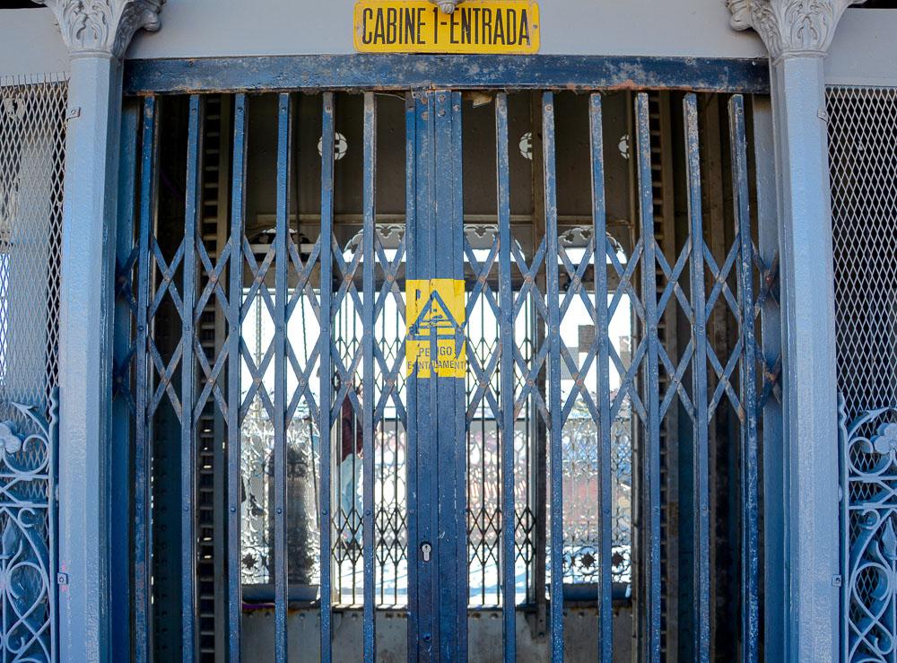 Portugal Lissabon Städtetrip Reiseblog Traveling the World Elevador de Santa Justa
