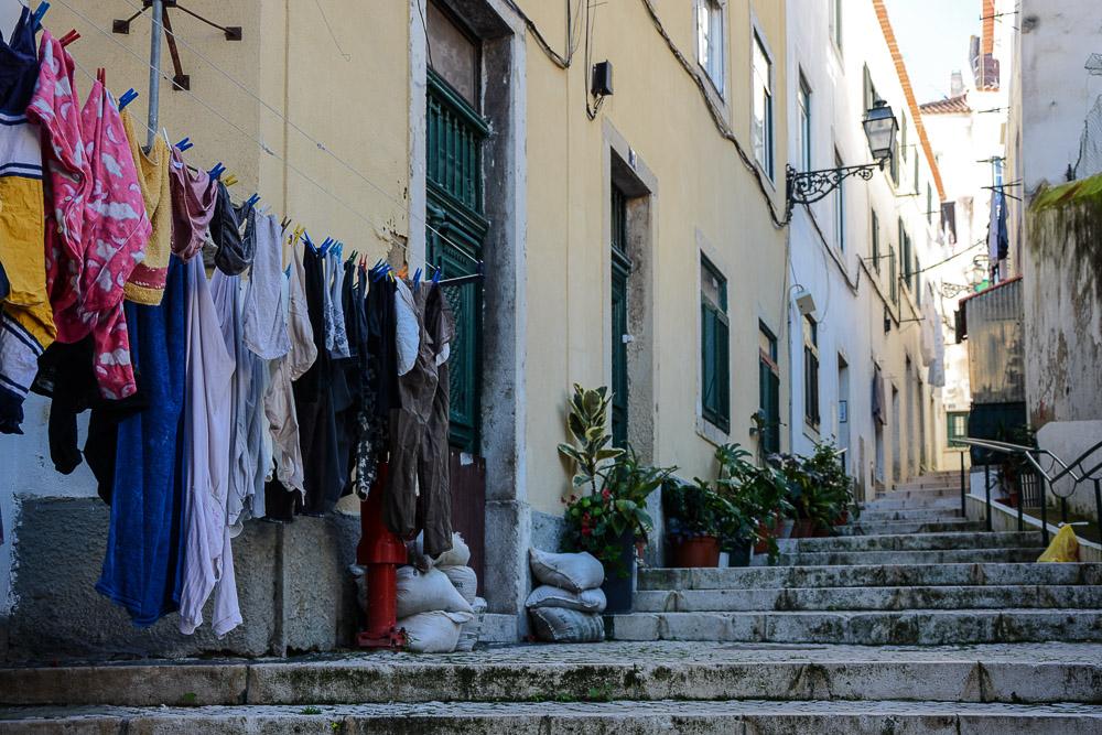 Portugal Lissabon Städtetrip Alfama Reiseblog Traveling the World