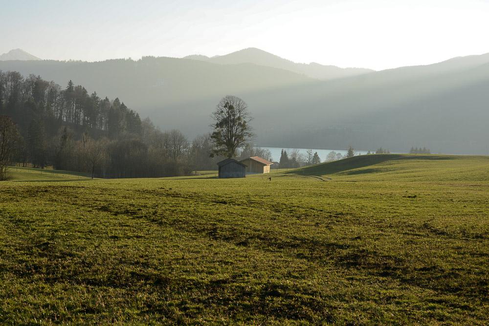 Bayern Tegernsee Gmund Alpen Höhenweg Reiseblog Traveling the World