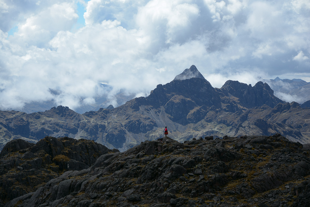 Traveling the World Reiseblog Fotoparade Lieblingsfotos Peru Anden Lares Trek