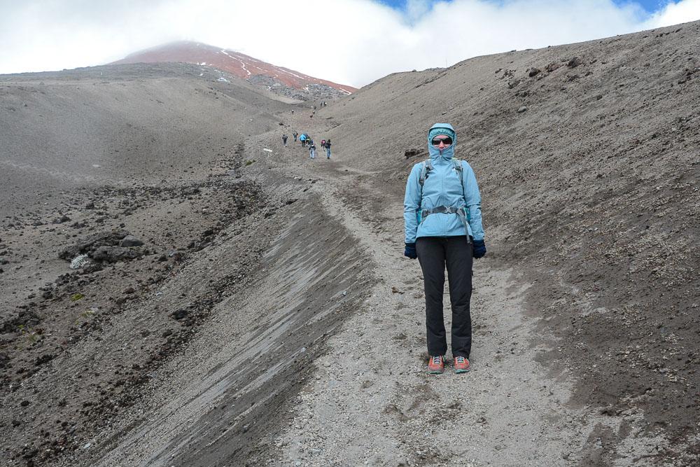 Traveling the World Ecuador Anden Cotopaxi Nationalpark Refugio José Ribas