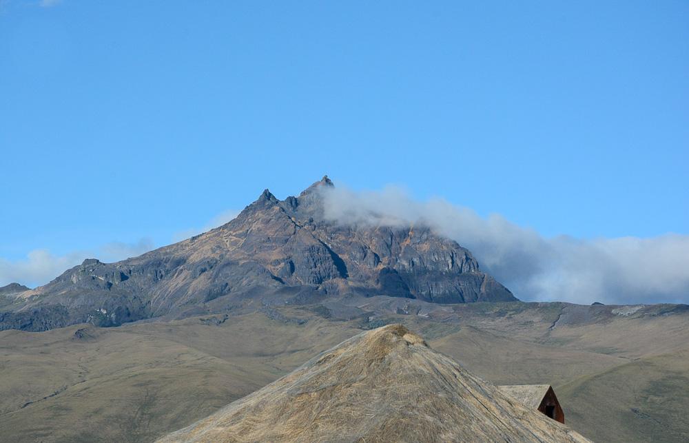 Traveling the World Ecuador Anden Cotopaxi Nationalpark Ruminahui