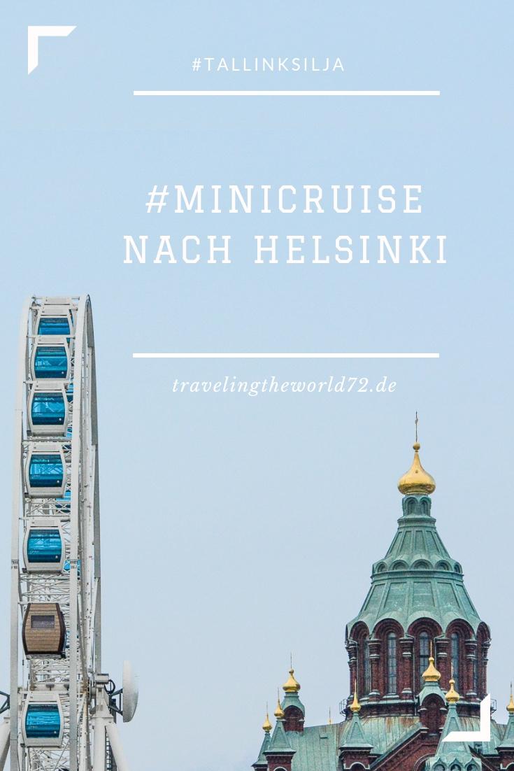 Traveling the World Tallink Silja Minicruise Pinterest