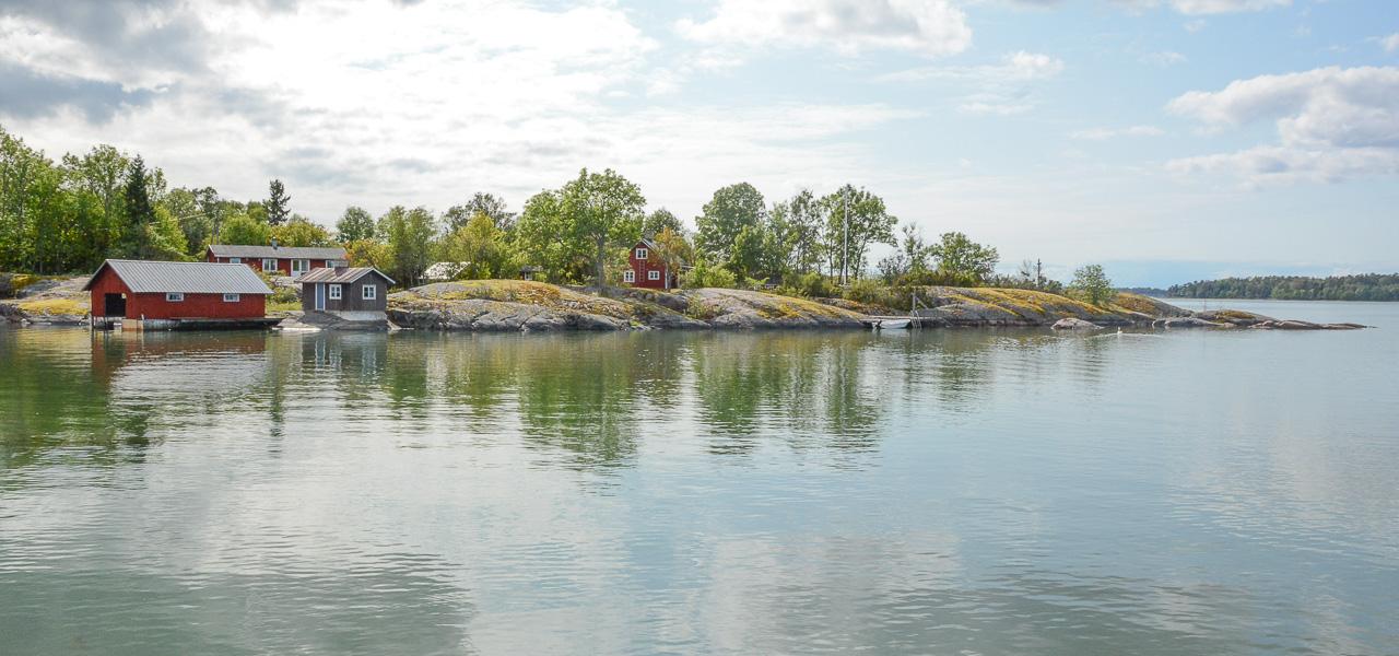 Traveling the World Tallink Silja Aland Islands
