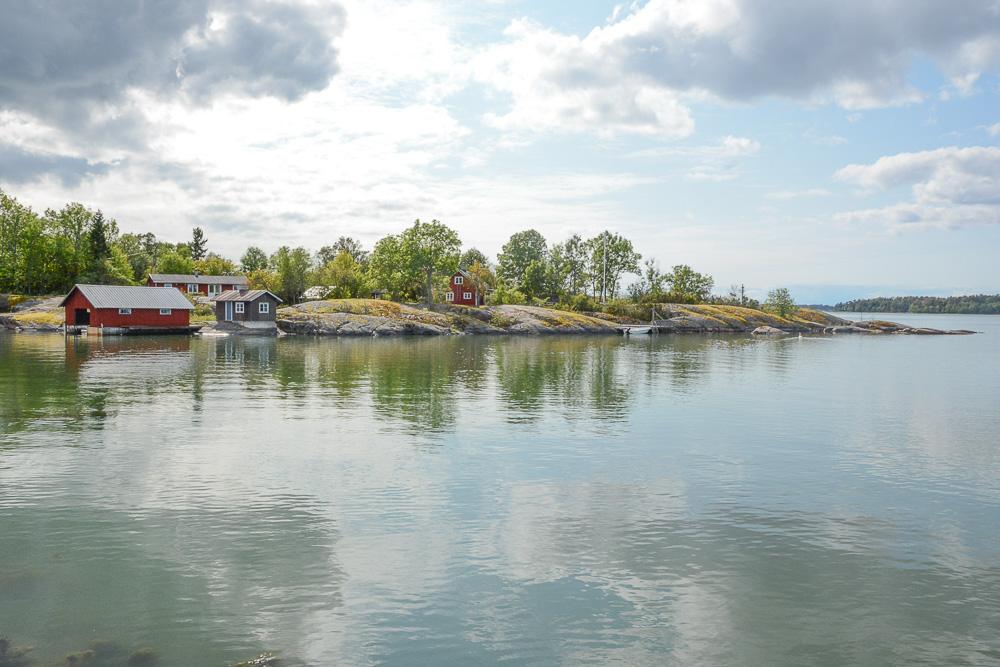 Traveling the World Tallink Silja Aland Islands Cycling Archipelago