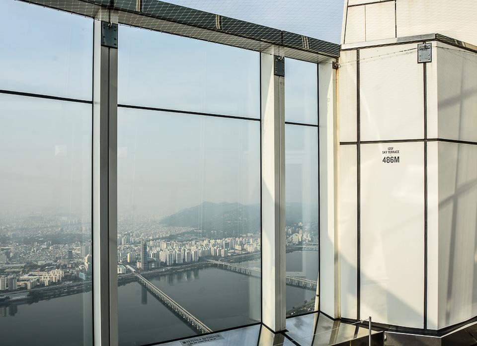 Traveling the World Reisefotos 2018 Fotoparade Seoul Lotte World Tower