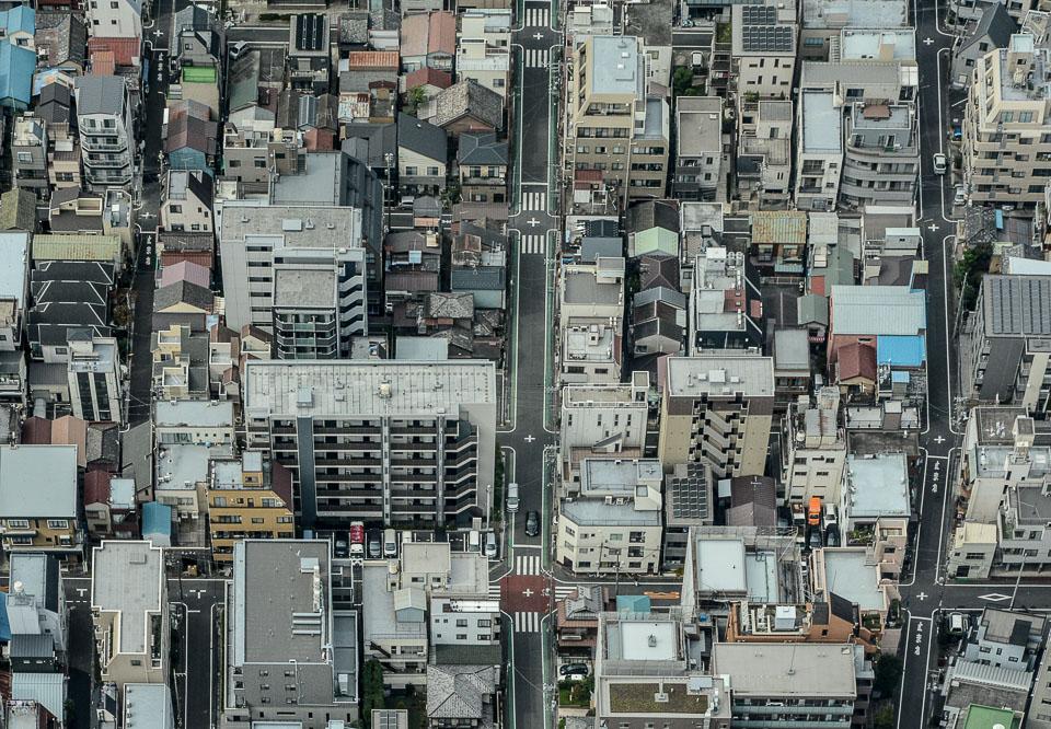 Traveling the World Fotoparade Schönste Reisefotos 2018 Ausblick Tokyo Sky Tree